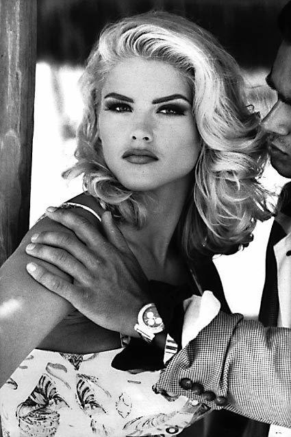 Anna Nicole Smith Images Anna Nicole Smith For Guess