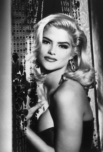 Anna Nicole Smith for Guess