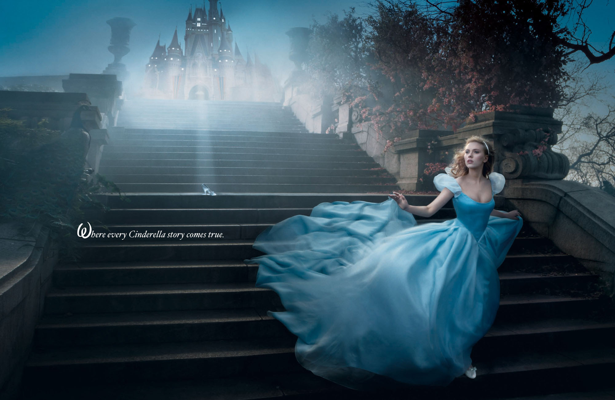 "Disney Annie Leibovitz's ""Disney Dream Portrait Series"""