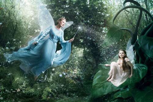 "Annie Leibovitz's ""Disney Dream Portrait Series"""