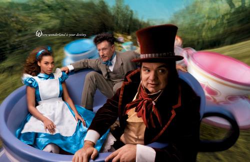 """Annie Leibovitz's """"Disney Dream Portrait Series"""""""