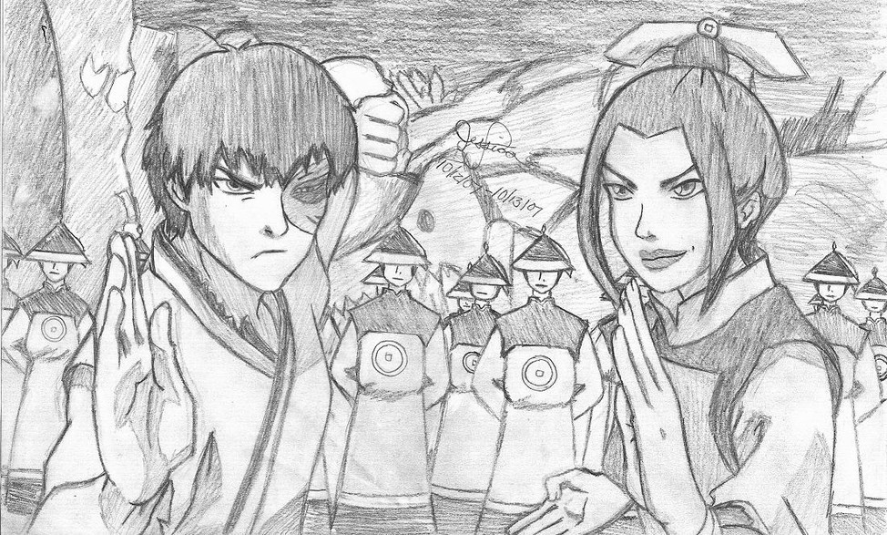 Avatar Fan Art The Last Airbender