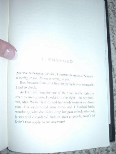 BREAKING DAWN FIRST PAGE