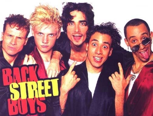 Backstreet Boys - I'll Never Break Your Heart Dubs