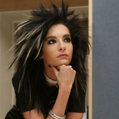 Bill Kaulitz wallpaper containing a portrait and attractiveness called Bill