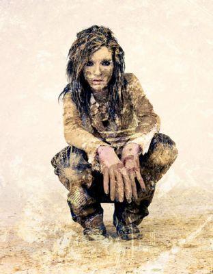 Bill Kaulitz fond d'écran called Bill