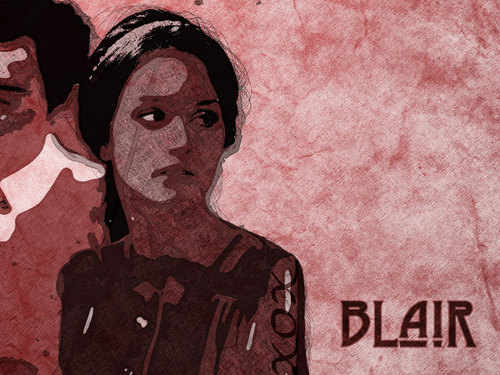 Blair Waldorf wallpaper possibly with anime titled Blair