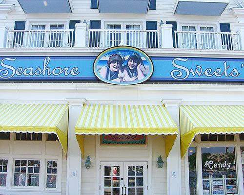 Boardwalk inn