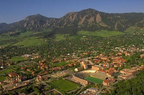 Boulder,CO overview