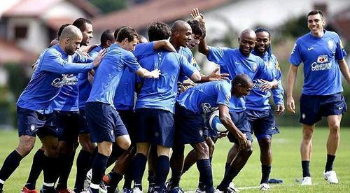 Бразильский футбол