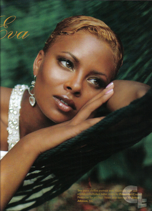 Eva Pigford images BridesNoir wallpaper and background - Finger Waves Hairstyles