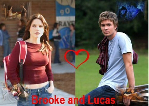 Brooke and Lucas