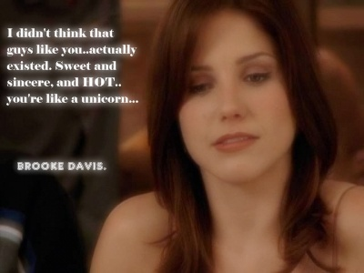 Brooke's quotes! - brooke-davis Photo