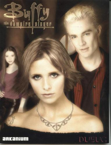 Buffy,Spike & Dawn