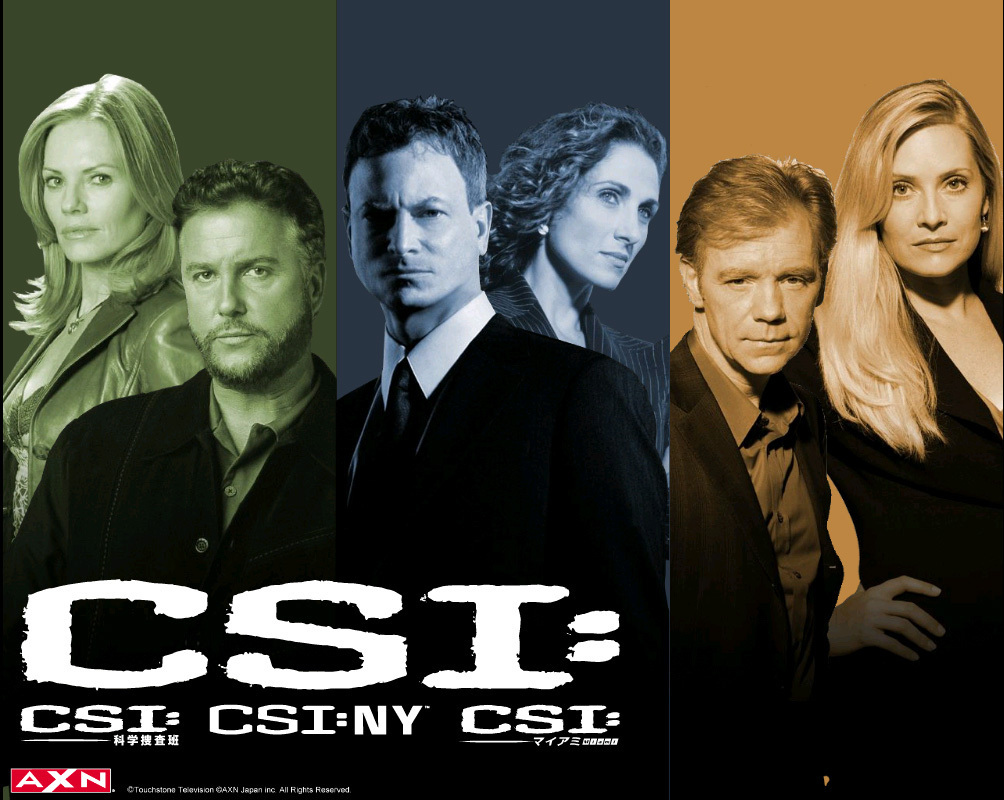 CSI: NY, CSI, CSI: Miami