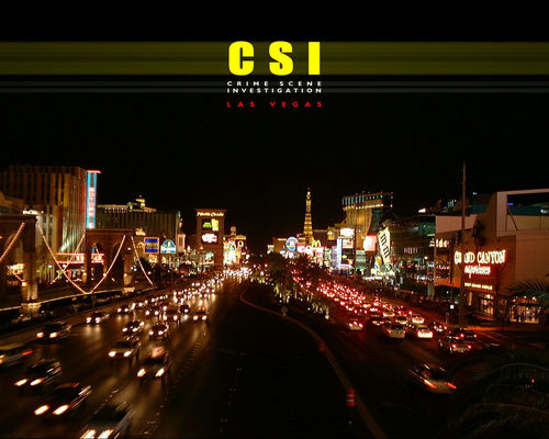 CSI wallpaper with a business district called CSI
