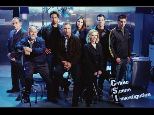 CSI - Scena del crimine