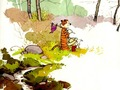 Calvin and Hobbes - calvin-and-hobbes wallpaper