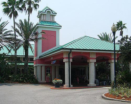 Caribbean ساحل سمندر, بیچ Resort