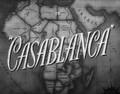 Casablanca タイトル