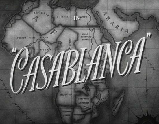Casablanca título