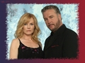 Catherine & Grissom - csi wallpaper