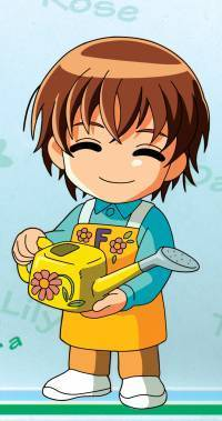 Chibi Fuji Syusuke - prince-of-tennis Photo