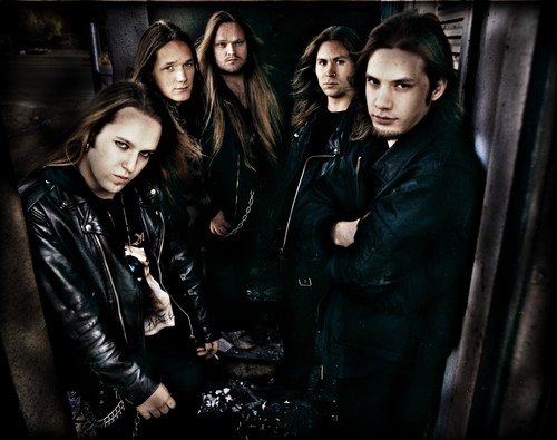 Metal wallpaper containing a well dressed person entitled Children of Bodom