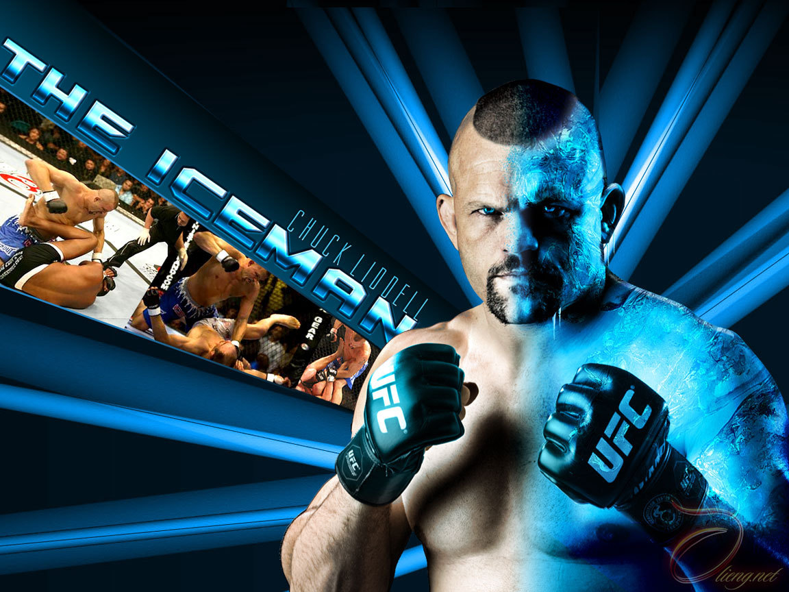 chuck quotthe icemanquot liddell mma wallpaper 1365794 fanpop