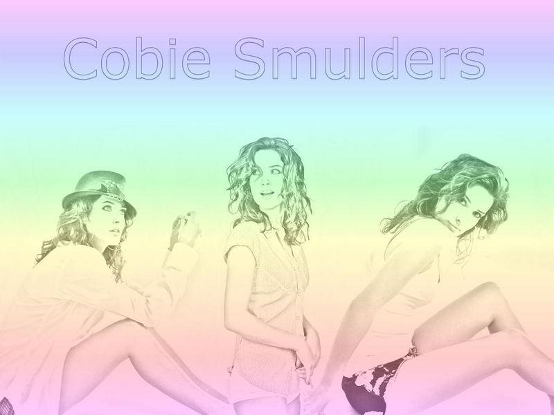 cobie smulders wallpaper. Cobie - Cobie Smulders