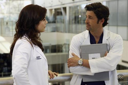 Grey's Anatomy Couples پیپر وال titled Couples