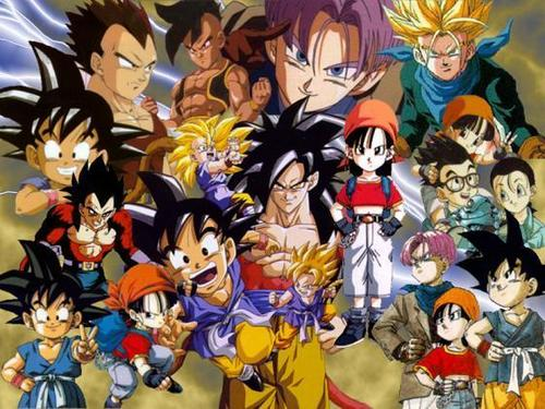 Dragonball GT images DRAGON BALL GT wallpaper and background photos