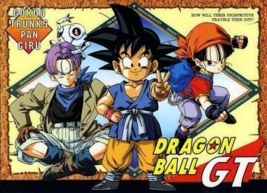 Watch Dragon Ball GT Episode 1 English Subbed | Dragonball GT Episode