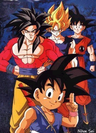 Dragonball GT wallpaper containing anime titled DRAGON BALL GT