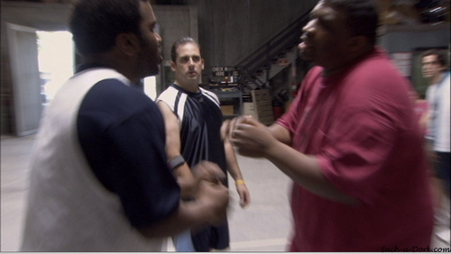 Darryl in Basketball