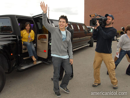 David Archuleta (Homecoming)
