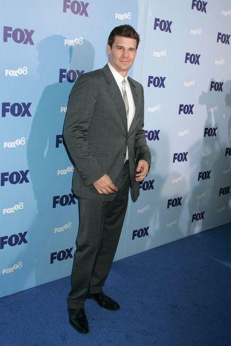 David Boreanaz - Fox Upfront 2008