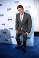 David Boreanaz - Fox Upfront 2008 - david-boreanaz photo