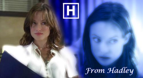 Dr.Hadley *Thirteen