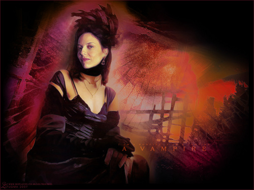 Buffy the Vampire Slayer wallpaper containing a concert titled Drusilla