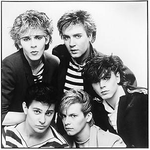 Duran Duran, 80's