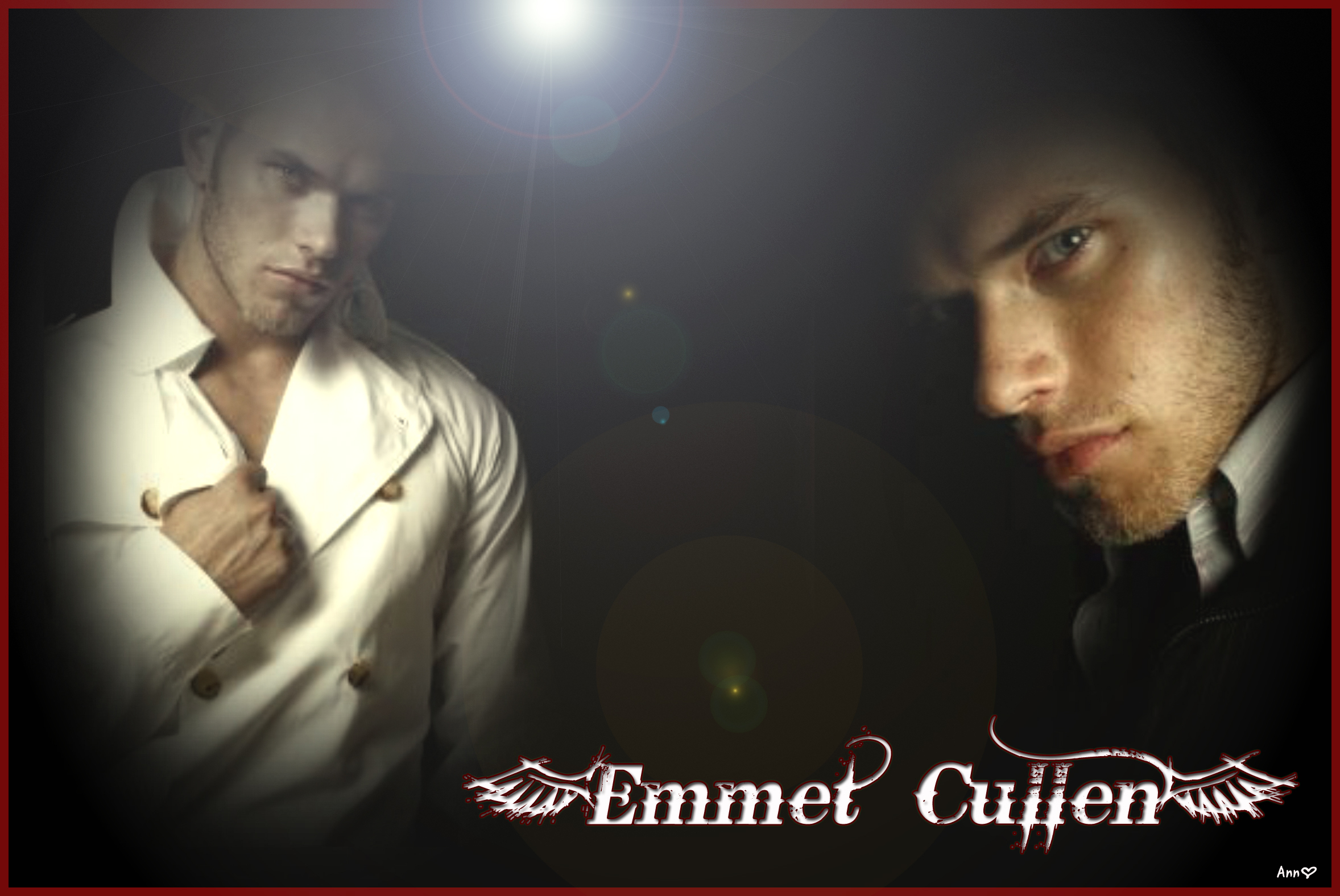 Twilight Series EMMETT...