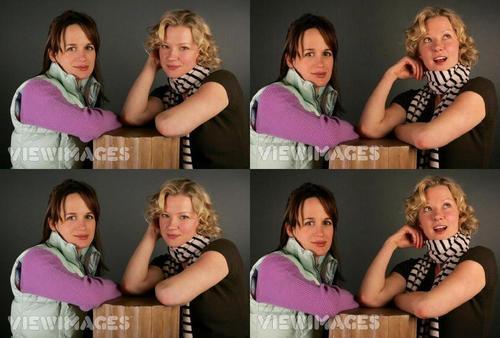 Elizabeth Reaser & Gretchen Mol