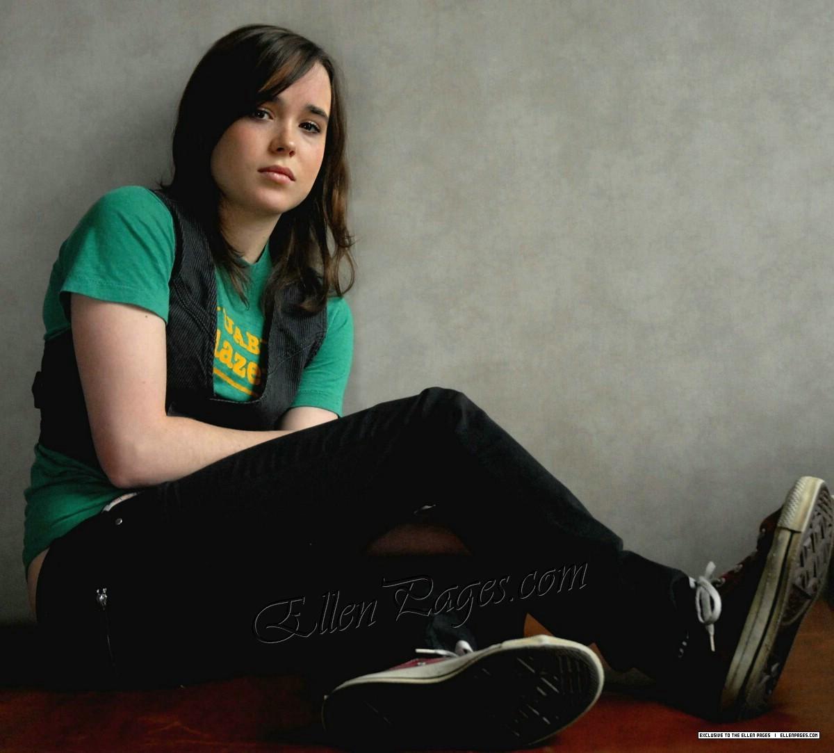 Photo Page: Ellen Page Photo (1336357)