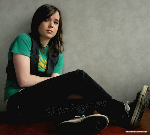 Ellen Page wallpaper entitled Ellen