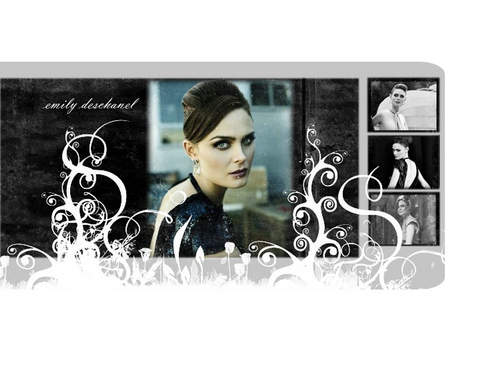 Emily Deschanel - actresses Wallpaper