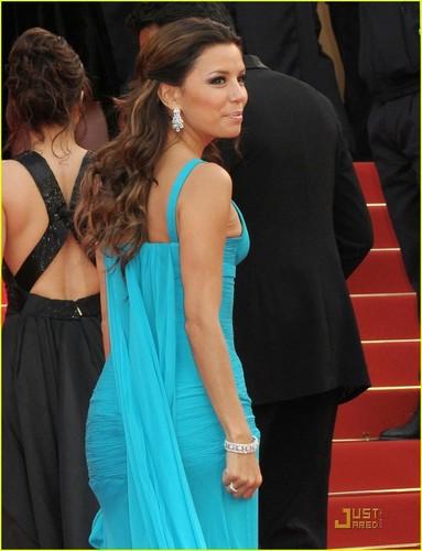 Eva Longoria Parker Cannes 2008