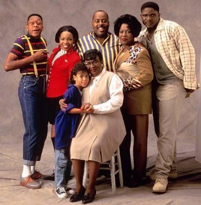 The 90s wallpaper called Family Matters