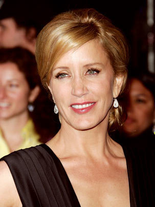 Desperate Housewives Hintergrund containing a portrait called Felicity Huffman