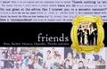 Friends - friends fan art